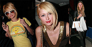 Paris Hilton Works Hard For Her Money