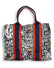 Marc by Marc Jacobs Logo Tote - Bright Colors - Bloomingdales.com