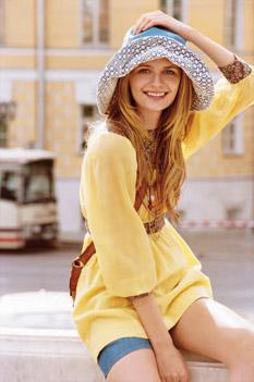 Mischa Barton: Behind the Scenes of Her Teen Vogue Shoot