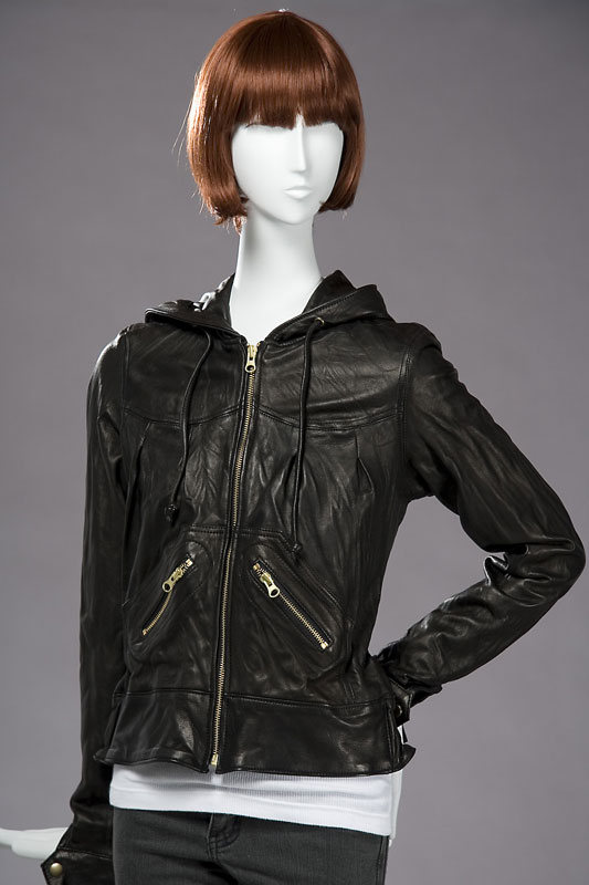 All time favorite fashion items: The black leather jacket