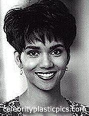 Another look at Halle Berry's nose
