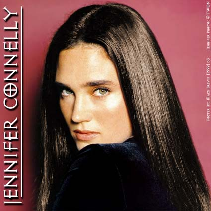 Did Jennifer Connelly have a nose job? Part 1