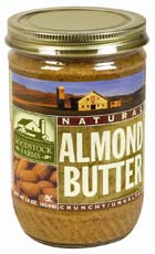 Almond Butter:  Healthy Tastes SO Good