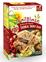 Do It Yourself Energy Bars: Trail Blaze by Matisse & Jack's
