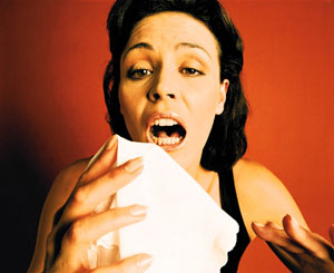 Runny Nose: Is it an Allegery or a Cold