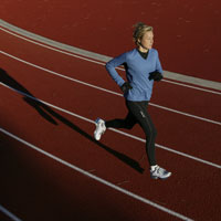 In Praise of Running at a Track