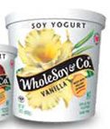 Soy Yogurt v. Cow's Milk Yogurt