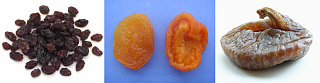 Which Dried Fruit Has MORE Fiber?