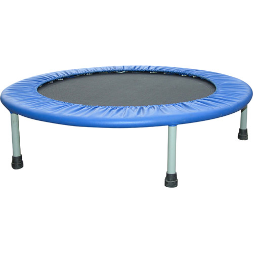Get it Up, Your Heart Rate That Is: Mini-Trampoline