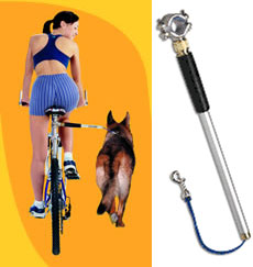 Bike With Your Dog: Walky Dog