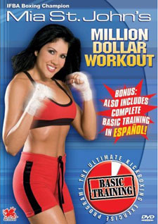 Weight Loss Tips From Boxer Mia St. John