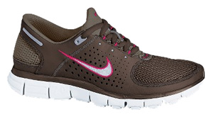 Get in Gear:  Nike Free Sneakers