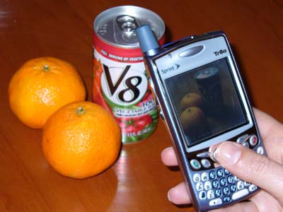 Diet Help from Your Cell Phone
