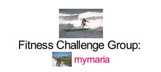 Looking For A Challenge:  Join the Fitness Challenge Group