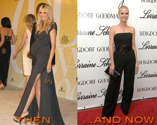 Celeb Mom Slim Down Secrets: Heidi Klum
