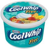 Fittingly Mad:  Cool Whip Free