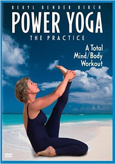 Move it at Home:  Beryl Bender Birch Power Yoga - The Practice