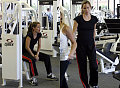 Take It From Jennifer Garner: Use the Weight Machines