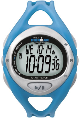 Get in Gear:  Timex Ironman iControl