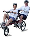 Get Physical: Quadribent Side-by-Side Recumbent Bike