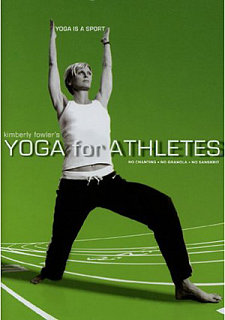 Move it at Home:  Yoga for Athletes