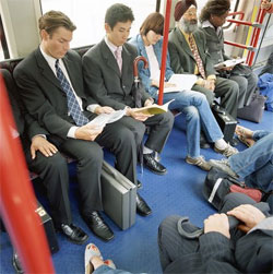 Relax Already: On Your Commute