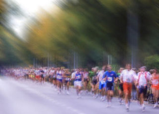 Have You Participated in a Road Race?