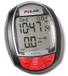 Get in Gear: Polar Bike Computer