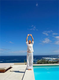 Fitness Travel Tip: Stretch It Out