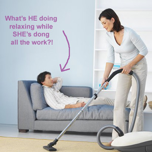 You Asked:  He Won't Help With the Chores
