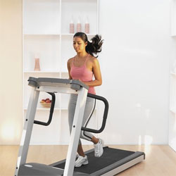 Beat Treadmill Boredom: Compete With Yourself