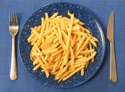 Fast Food Breakdown: French Fries