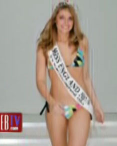 Too Skinny for Miss World?