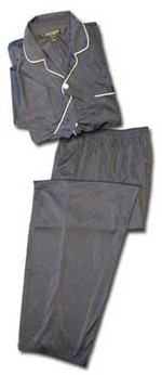Cool or Not: Sliver-Lined MRSA Resistant PJs