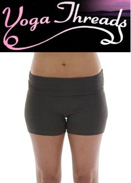 Get Your Butt in Gear: Yoga Threads Shorts