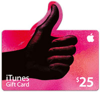 Gift Cards are a Great Gift to Get For Anyone on Your List