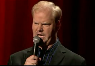 Jim Gaffigan Talks About Cake