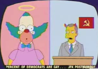 The Simpsons Take On Fox News