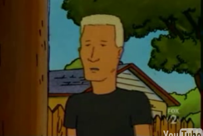 Boomhauer Explains Life