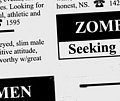 Zombie Classified Ad