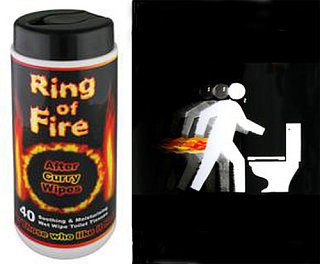 Product of the Day: Ring Of Fire Wipes