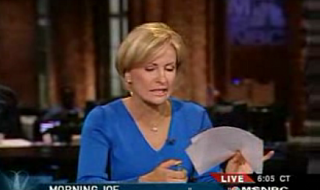 "MSNBC Anchor: Just Say ""No"" To Paris"
