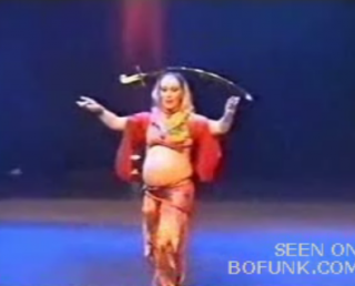 Now This Is Belly Dancing