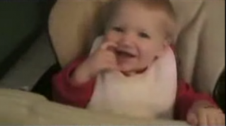 Crazy Baby Laugh