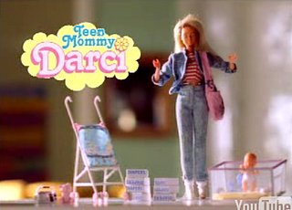 Teen Mommy Darci Doll!