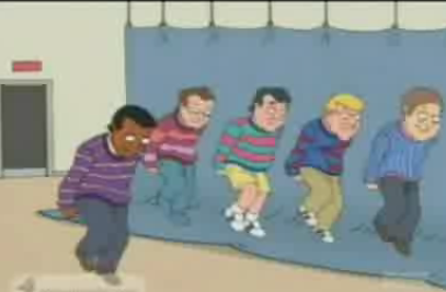 Bill Cosby on The Simpsons and Family Guy