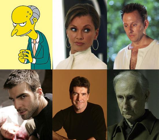 Who Is Your Favorite TV Villain?