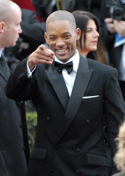 Will Smith Loves to Warm Hearts