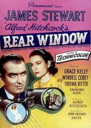 The Results Are In: Recast Rear Window