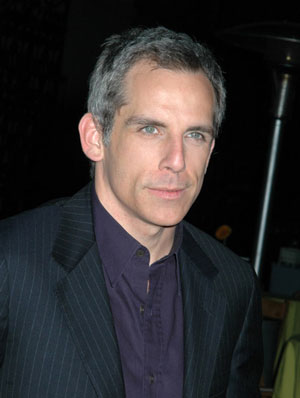 Ben Stiller Getting More Animation Action